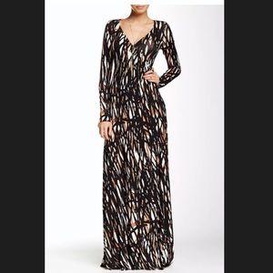 Rachel Pally Maxi Caftan Long Sleeve Dress 'Briar'